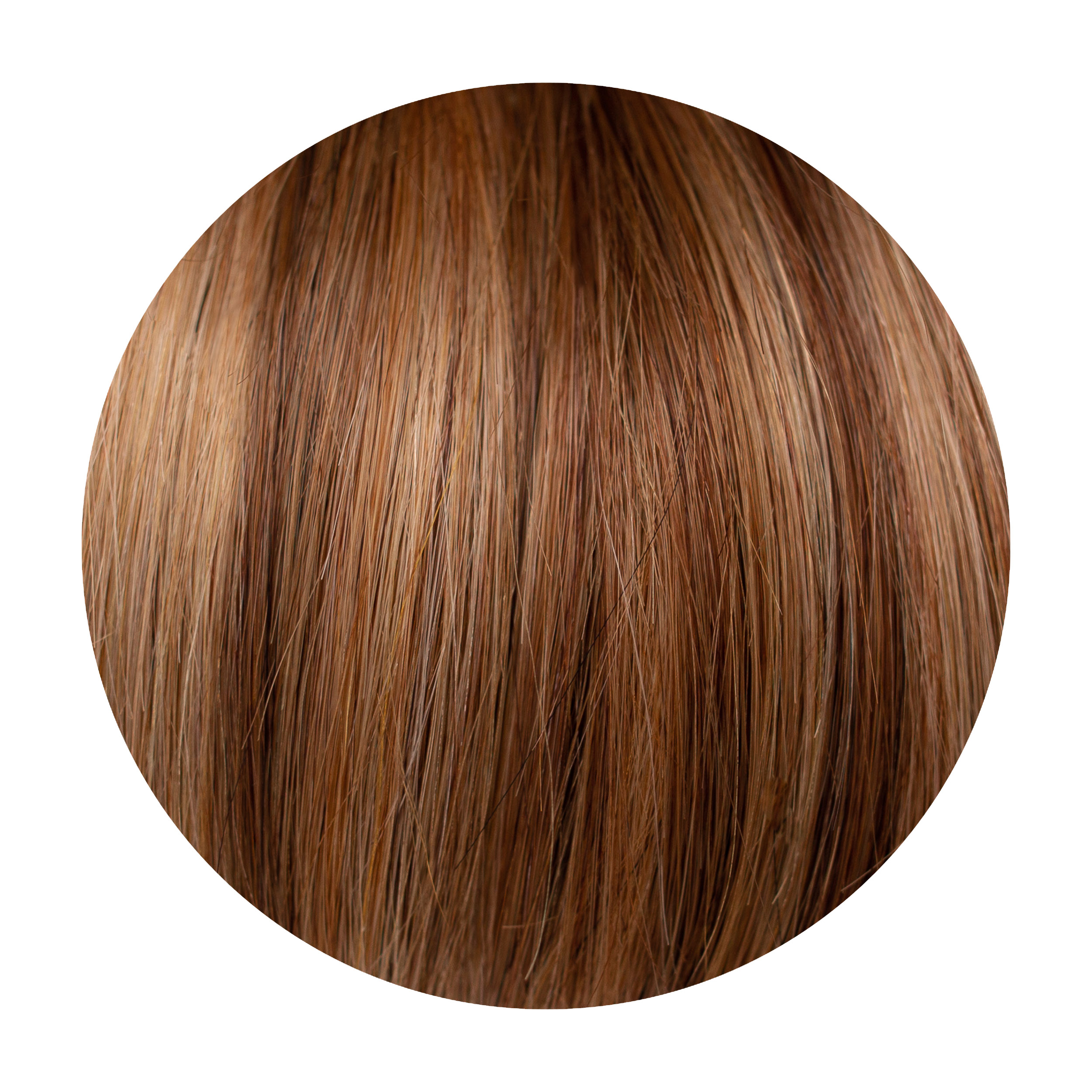 Caramel Blend Human Hair in 1 Piece